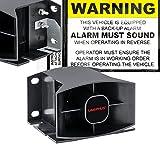 LAMPHUS SoundAlert SABA30 112 dB 12-48V DC SAE J994 Class A Back-Up Alarm