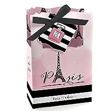 Paris, Ooh La La - Paris Party Favor Boxes - Set of 12