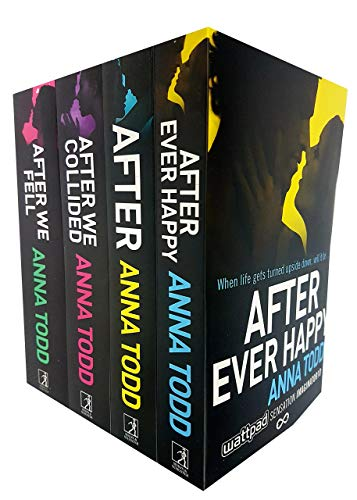 Top recommendation for after anna todd series set paperback