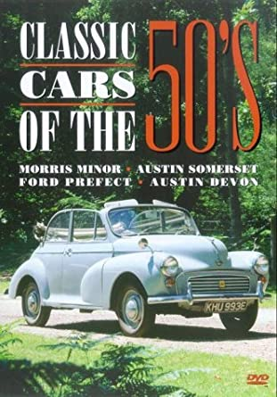 2136204d2 Classic Cars Of The 50 s  DVD   Amazon.co.uk  DVD   Blu-ray