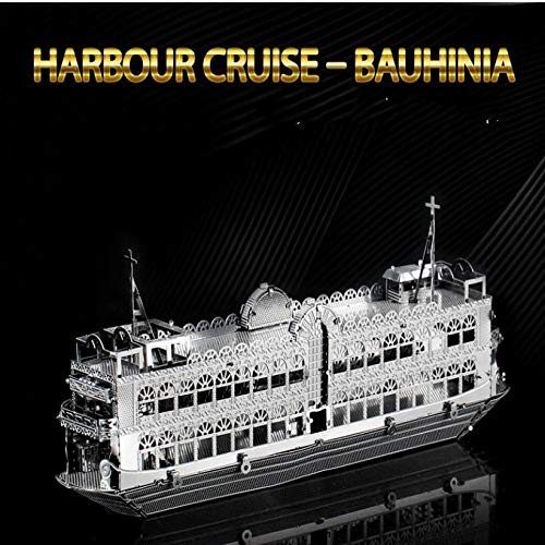 DIY Hong Kong Bauhinia Cruises Creative Assembled Adulto ...