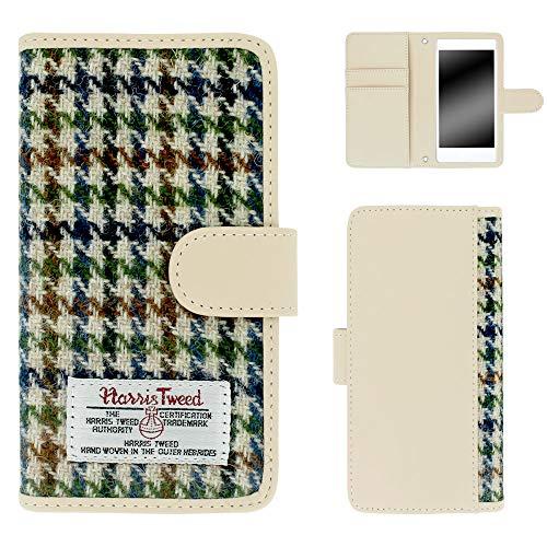 キャビンシャッフルアラブ人whitenuts VAIO Phone VA-10J ケース 手帳型 ハリスツイード No.13 スマホケース 手帳 WN-OD364132_MX