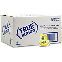 True Lemon Bulk Pack, 500 Count