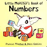 Little Monster's Book of Numbers, Frances Thomas, 1582349797