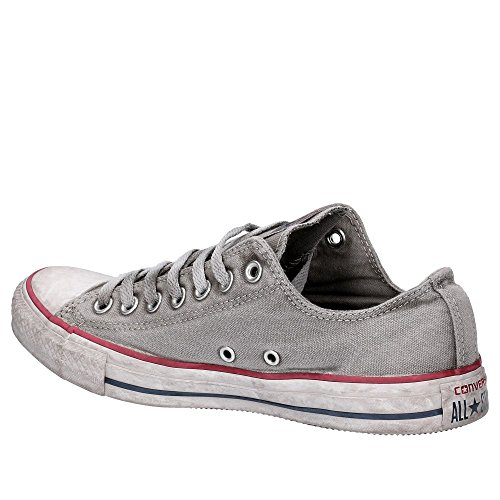 Edition 18 Limited Canvas Ox Ltd Uomo Grigio 156892C Sneakers SS Grey Ctas Converse wBzfz
