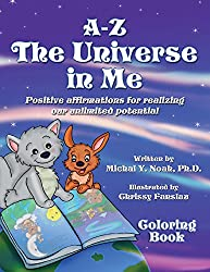 A-Z the Universe in me Coloring Book