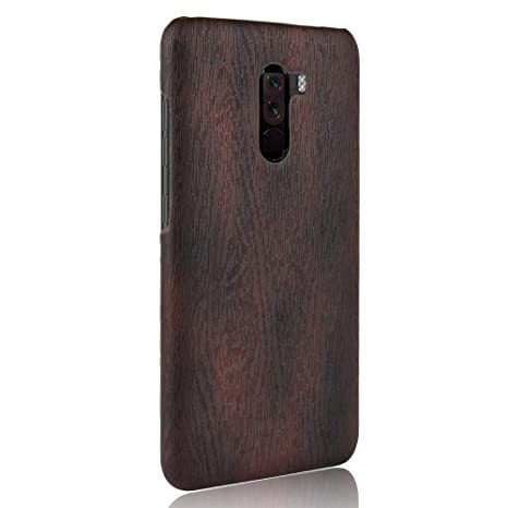 Amazon.com: Naozbuyrig Xiaomi Pocophone F1 Case, Textured ...
