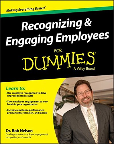 Recognizing Engaging Employees Dummies Nelson product image