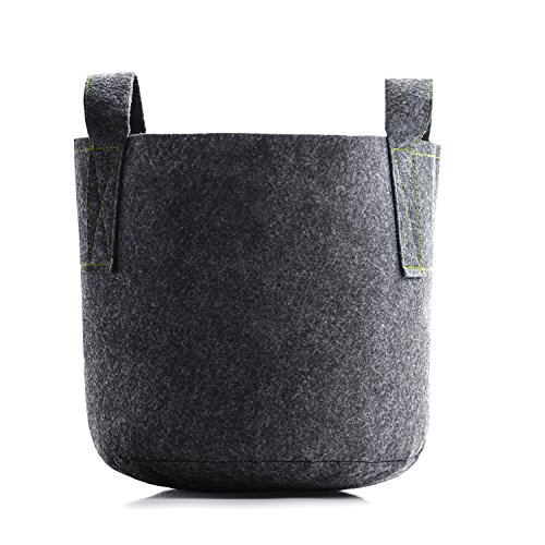 7 gallon fabric pot pack - 4
