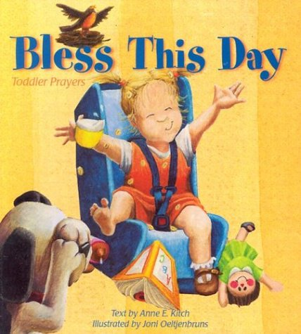 Download Bless This Day: Toddler Prayers pdf epub