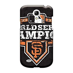 CharlesPoirier Samsung Galaxy S4 Mini Excellent Hard Phone Cover Customized Lifelike San Francisco Giants Series [OxY22397stlw]