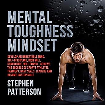 Amazon Com Mental Toughness Mindset Develop An border=