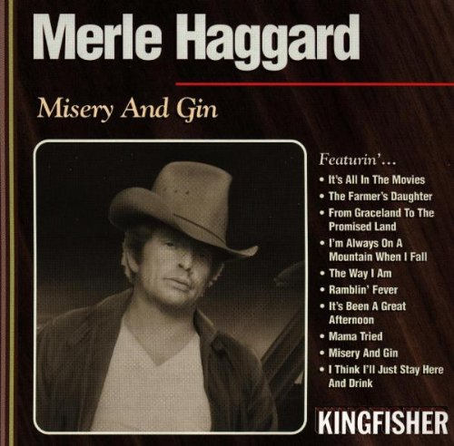 Misery & Gin by Kingfisher Records