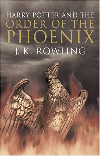 Harry Potter and the Order of the Phoenix (Book 5)…
