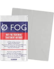 KLEARGROUP Anti Fog Cloth for Glasses (Reusable up to 400x) – Anti Fog Wipe for All Lenses Including Superhydrophobic Prescription Eyeglasses and all Face Shields.