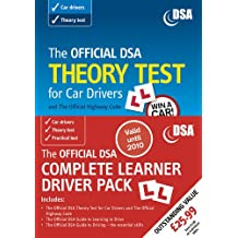 The Official DSA Complete Learner Driver Pack 2009/10