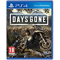 Days Gone Standard Edition (PS4) - UAE NMC Version