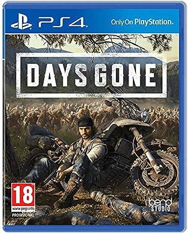 Sony Days Gone vídeo - Juego (PlayStation 4, Acción, M ...