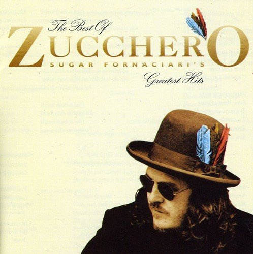 The Best of Zucchero Sugar Fornaciari's Greatest Hits by Polydor Import