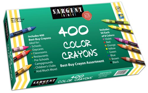sargent-art-55-3220-best-buy-assortment-crayon-3-5-8-inch-400-count