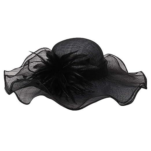 Sombreros Gorras Visera Cúpula para Mujer Playa Pescador Playa ...
