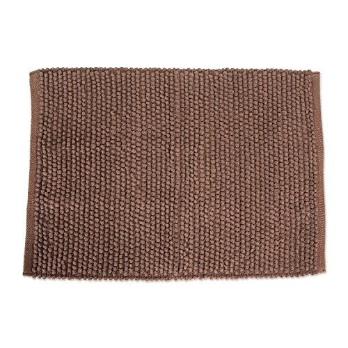 Ultra Soft Plush Absorbent Cotton Popcorn Bath Rug, 22x30