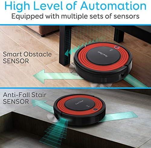 Pure Clean Robot Aspirador, Robot Vacuum, 1 9