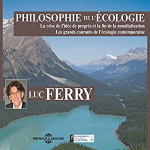 Philosophie de l'écologie Audiobook