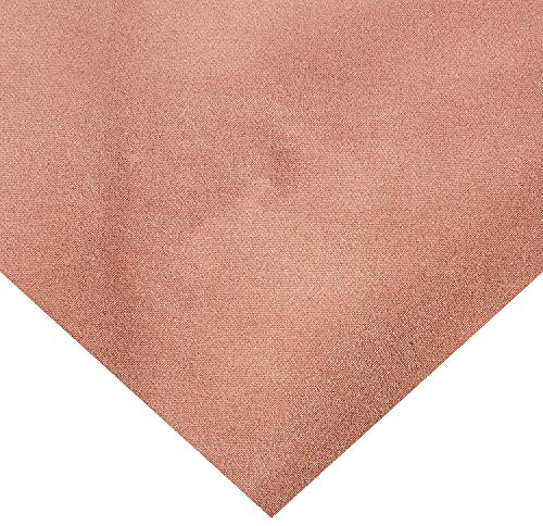 (Ben Textiles Vintage Suede River Rose Fabric by the Yard)