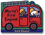Fire Engine, Lucy Cousins, 0763617806