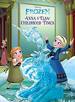 Frozen story book read online