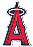 """Los Angeles Anaheim Angels Logo Baseball MLB Embroidered Iron On Patches Hat Jersey 2 1/2 x 3"""""""