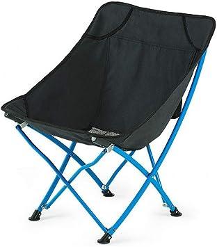YLFANQ Chaise de Camping, Chaise Pliante en Plein air