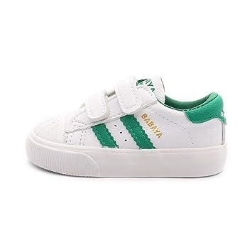 77df294e1196c Chaussures bébé 1-3 ans Chaussures à fond mou blanc Chaussures Chaussures  garçons Chaussures tout