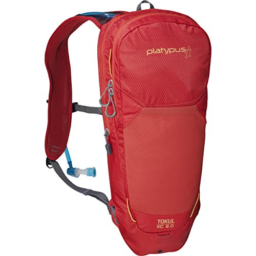 Platypus Tokul X.C. 8.0 Hydration Pack, Molten Lava Review