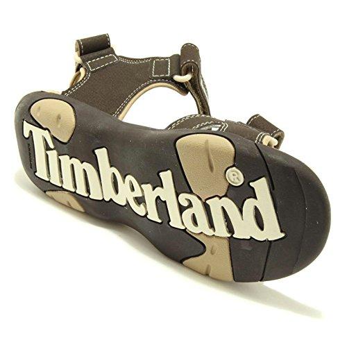 Marrone Sandalo Timberland Bimbo Earthkeepers Kids Scarpa 9254F Marron Shoes UwEwZA
