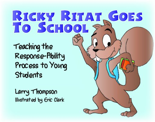 Ricky Ritat Goes To School