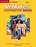 Ventures Basic Workbook with Audio CD, Gretchen Bitterlin and Dennis Johnson, 1107691087