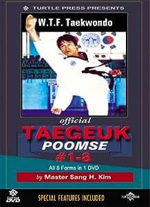 Taekwondo Taegeuk Poomse # 1-8