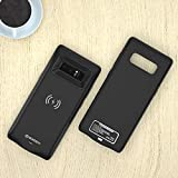 Newdery Upgraded Galaxy Note 8 Battery Case Qi