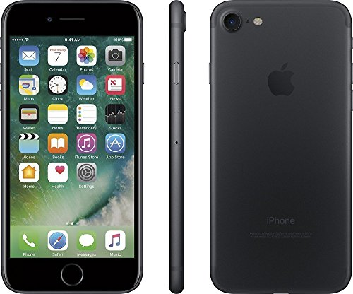 apple iphone 7 t mobile 32gb black certified refurbished. Black Bedroom Furniture Sets. Home Design Ideas