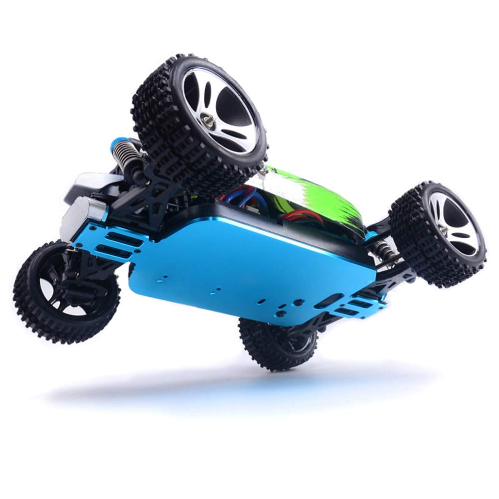 Yeshai3369 RC Auto Ricambi Metal Chassis Low Body Shell per 1//18 WLtoys