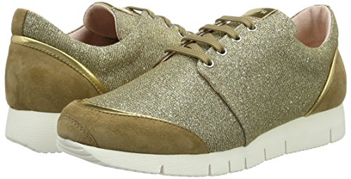 Basses Sneakers Bomba Femme Or Unisa ti goldy waBtqqAg