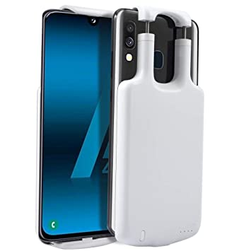 CASEWRS Funda Batería para Samsung Galaxy A40 5000mAh ...