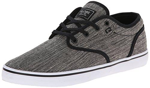 GLOBE Skateboard Shoes Motley Black Weave Size 7