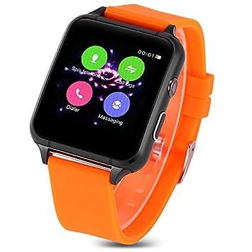 Lemumu M98 Pulsmesser Smartwatch multifunción / Bluetooth ...