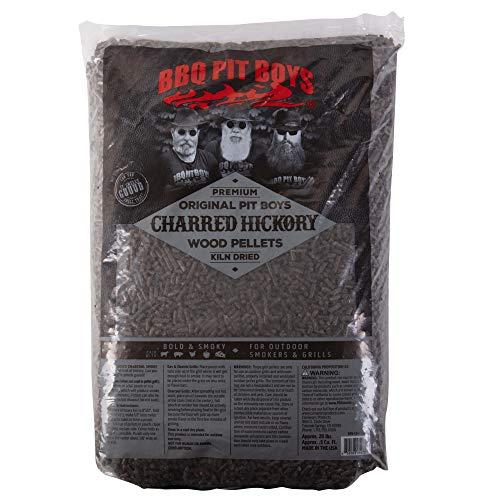 charcoal bbq pellets - 5