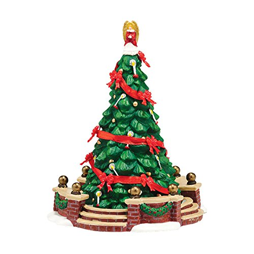 Department 56 Dickens' Village Town Tree Accessory Figurine, 6.5""
