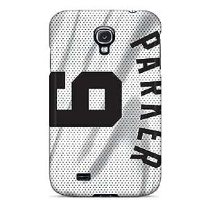 Samsung Galaxy S4 UdU6375ZsdJ Allow Personal Design High Resolution San Antonio Spurs Pictures Anti-Scratch Cell-phone Hard Cover -CristinaKlengenberg