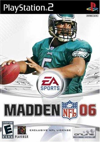 Madden Nfl 2006   Playstation 2